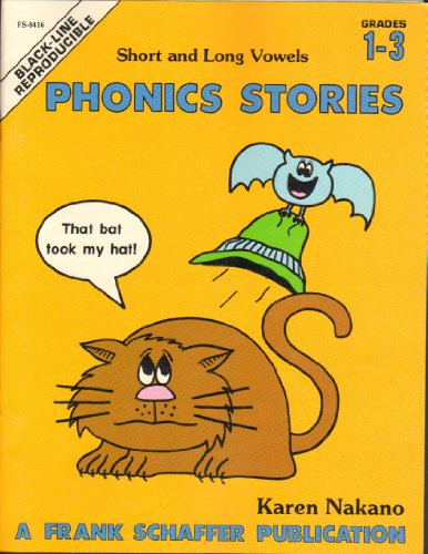 Phonics stories: Short and long vowels, grades - Worksheets Short Vowel