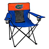 Logo Brands Collegiate Florida Gators Elite Chair