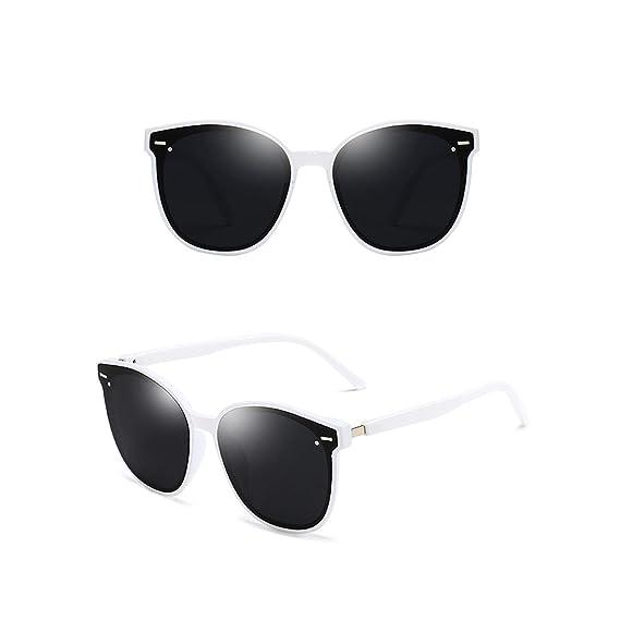 Beydodo Gafas Sol Gafas Sol Mujer Espejo Polarizadas Gafas ...