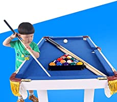 Yishelle-game Juego de Mesa, Niños portátil Mesa de Billar por ...