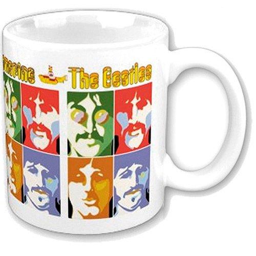 The Beatles Mug  Yellow Submarine Sea Of Science