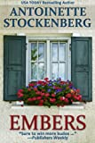 Front cover for the book Embers by Antoinette Stockenberg
