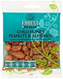 FOREST FEAST WholeSnacks Chilli Honey Peanuts and Almonds 50 g (Pack of 6)