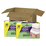 Always Discreet Incontinence Pads for Women