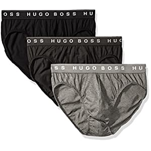 Boss Hugo Boss 50236731 Men's Cotton 3 Pack Mini Brief