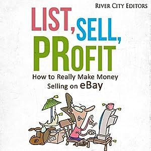 List, Sell, Profit Audiobook