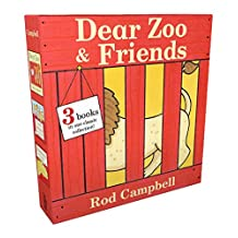 Dear Zoo & Friends: Dear Zoo; Farm Animals; Dinosaurs