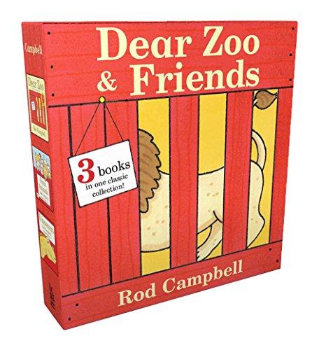 Dear Zoo & Friends: Dear Zoo; Farm Animals;
