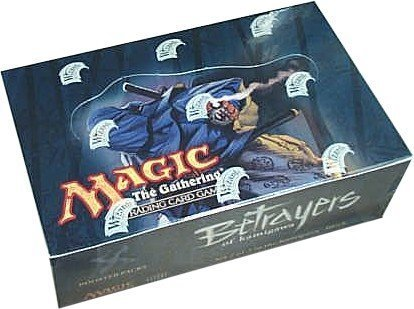 Magic the Gathering Betrayers of Kamigawa Booster Box by Wizards of the Coast