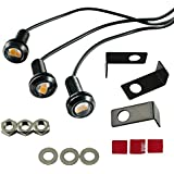 Alpena 77162 PositionPodz LED Marker Light for Rooftop and Grille, 1 Pack