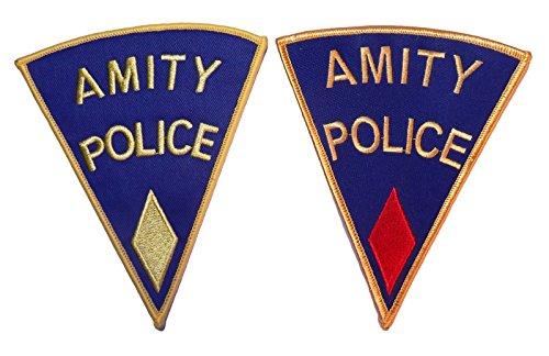 JAWS Amityville Police Set of 2 Logo 5