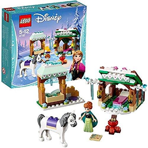 """레고(LEGO) 디즈니 프린세스 눈의 여왕""""아나운서의 스노우 캠프"""" 41147"""