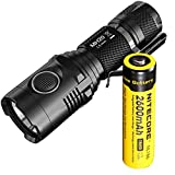 Nitecore MH20 With 2600mAh battery 1000 lumens CREE XM-L2 U2 LED Rechargeable MINI Flashlight Waterproof Led Torch