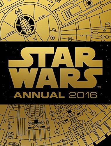 Star Wars Annual 2016 by Egmont UK Ltd (2015-09-24)