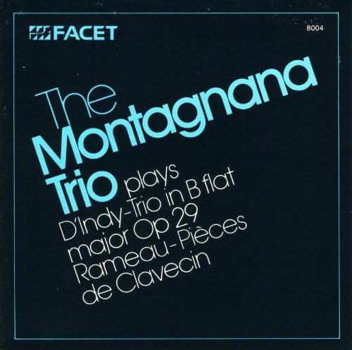 (Indy, V.: Trio, Op. 29 / Rameau, J.P.: Concert No. 5 in D Minor)