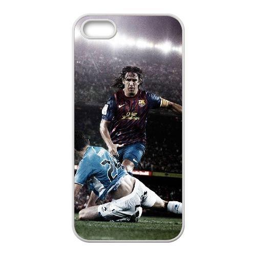 T5N29 CARLED Puyol Q2K6ER coque iPhone 4 4s cellulaire cas de téléphone couvercle coque blanche DK9OTE3EV