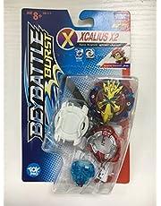 Toy Pro Xeno Xcalius Beybattle Burst Playset, 5 Pieces - Multi Color