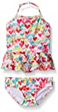 Kate Mack Baby Girls' Love Is In The Air Baby Tankini Swimsuit, Multi, 6 Months