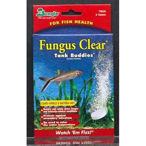 Fungus Clear Tank Buddy Tablets 8 Tab