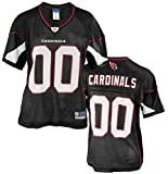 Arizona Cardinals NFL Womens Team Alternate Replica Jersey, Black