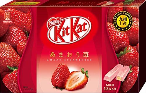 Japanese Kit Kat Strawberry Chocolate