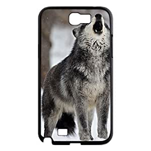 Wolves DIY Case for Samsung Galaxy Note 2 N7100, Custom Wolves Case