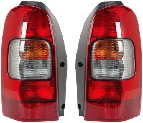 Koolzap For Venture Montana Van Taillight Taillamp Brake Light Lamp Left Right Side Set PAIR