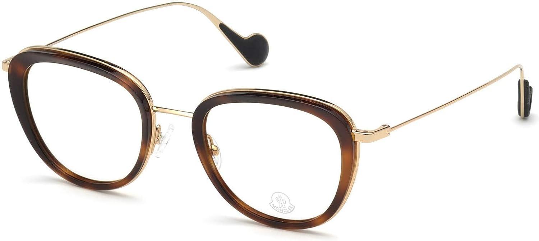 Eyeglasses Moncler ML 5048 056 havana//other