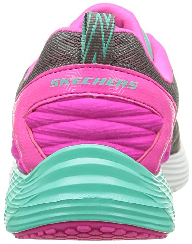 Skechers Valeris Page Sneakers cchp nbsp;front Grigio Donna Da pprq6xF