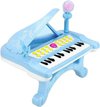LIUFS-El teclado Juguetes De Piano para Niños Puzzle Música ...