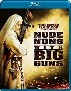 Nude Nuns with Big Guns [Blu-ray]