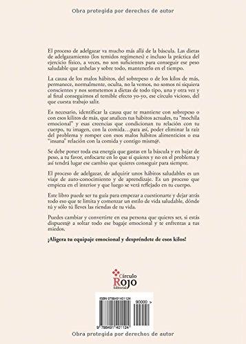 ¿De qué tienes que desprenderte para adelgazar?: ¡Aligera tu mochila emocional y. . . adelgaza! (Spanish Edition): May Morón Romero, ...