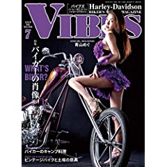 VIBES 最新号 サムネイル