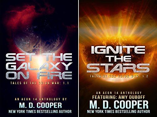 Aeon 14: Tales of the Orion War (2 Book Series)