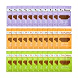 Tru-Colour Skin Tone Bandages: Variety 30-Pack (900-Count; Multi)
