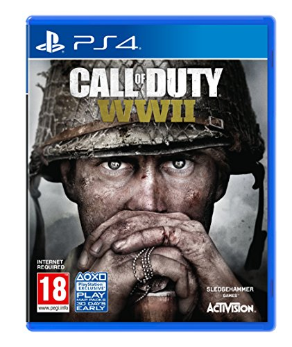 Call of Duty: WWII (PS4) (Call Of Duty World At War Cover)