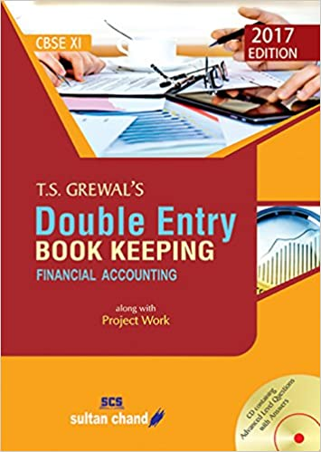 Double Entry Book Keeping Financial Accounting for Class 11