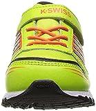 K-Swiss Kids' X-160 VLC Sneaker, Lime