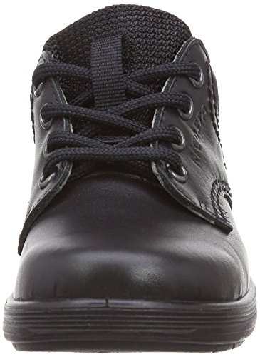 UK Black Noir M Ricosta Jungen Schwarz Harry Schuhe 1 qxfwRa8B