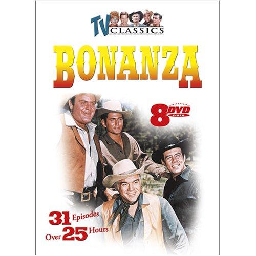 Bonanza 8-DVD Pack