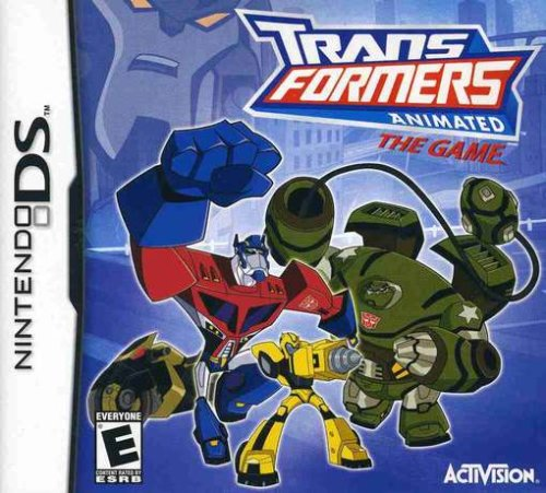Transformers Animated - Nintendo - Shipping Expressway