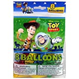 Toy Story Party Balloons [8 per pack]