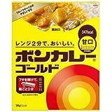 大塚食品 ボンカレー ゴールド 【甘口】 180g 20個