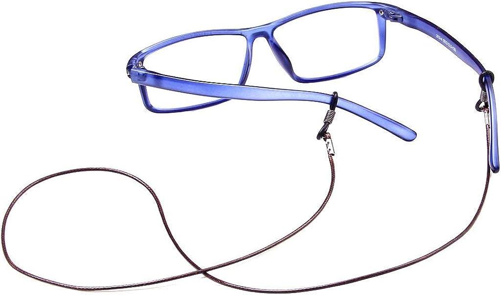 Hangqiao Laccio per Occhiali da Sole//Vista Laccetto Cordino Wax Cordoncino Occhiali