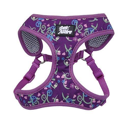 Coastal Pet Attire Orchid Purple XXS wrap harness 5-8 lbs