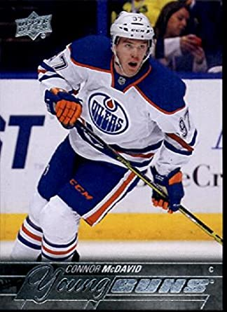 Amazoncom 2015 16 Upper Deck Hockey 201 Connor Mcdavid