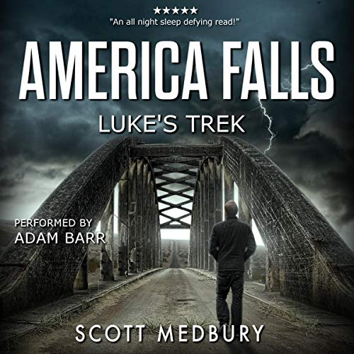 Pdf Science Fiction Luke's Trek: America Falls, Book 5