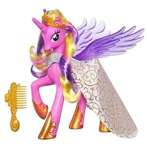 Mi Pequeño Pony Amistad es la figura mágica de la boda Pony - La princesa Cadance