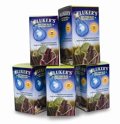 (Brand New FLUKER FARMS - BLUE DAYLIGHT 40W BULB