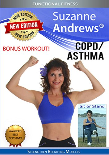 Functional Fitness  Copd   Asthma With Suzanne Andrews